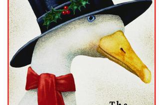 Christmas-Goose